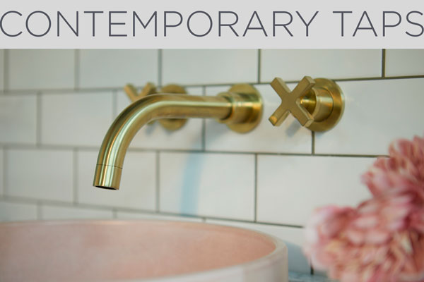 Contemporary and Modern Tapware