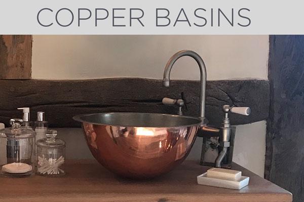 Copper Basins